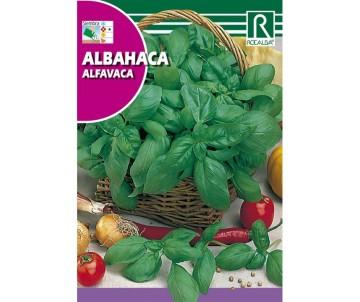 Sobre de Semilla Albahaca 4...