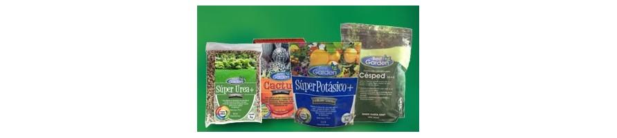 Fertilizantes Granulares para tus plantas