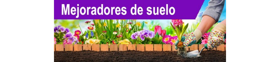 Mejoradores de suelos